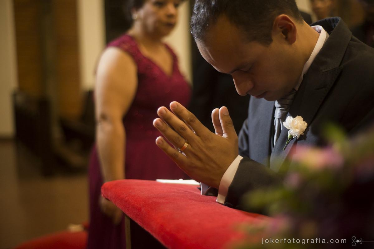 cerimônia religiosa católica em Curitiba pelas lentes de Joker Fotografia