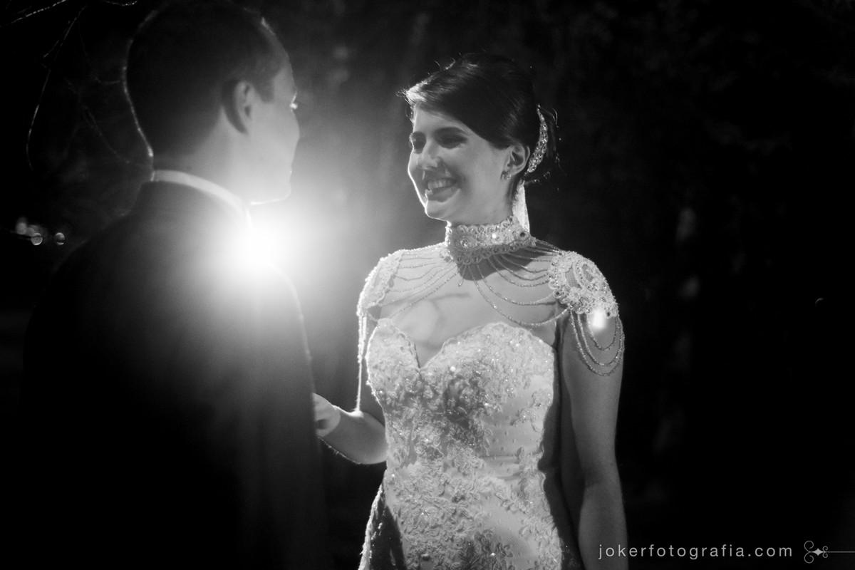 a noiva fernanda nunes no dia do seu casamento em curitiba