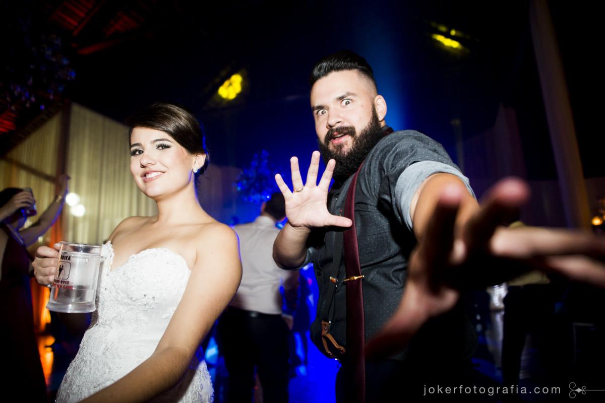 fotos divertidas no dia do seu casamento