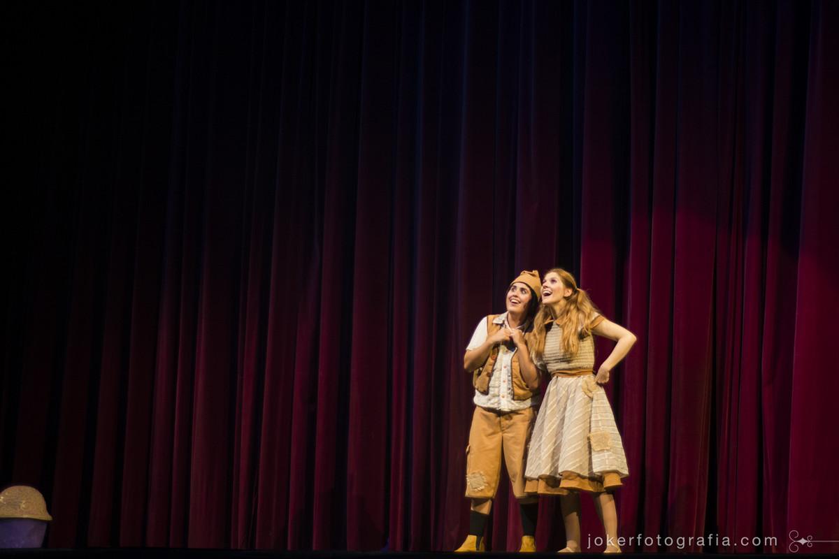 Na Ópera João e Maria tivemos a participação da Preparadora Vocal Adriana Giarola Kayama