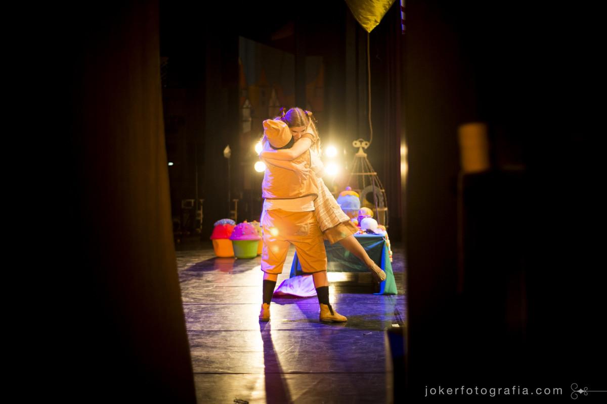 Bastidores da ópera joão e maria