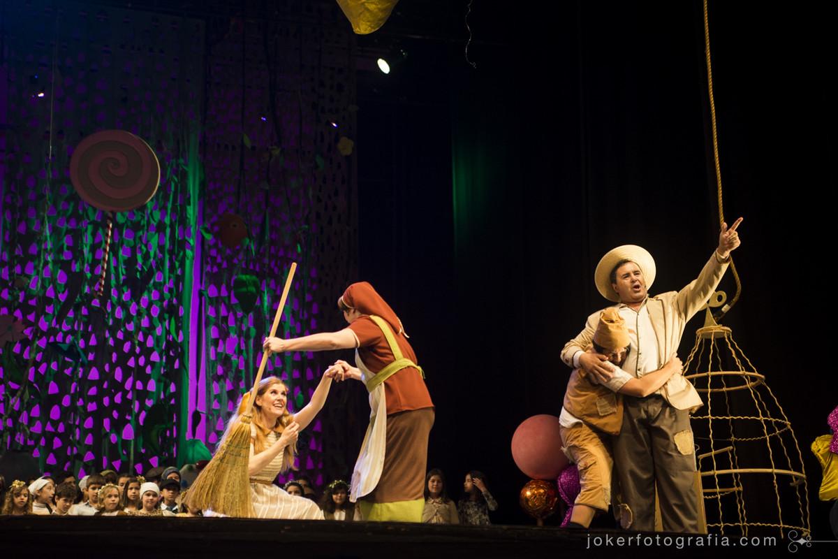 Teatro Guaíra tem Ópera para crianças trazendo história infantil cantada em português