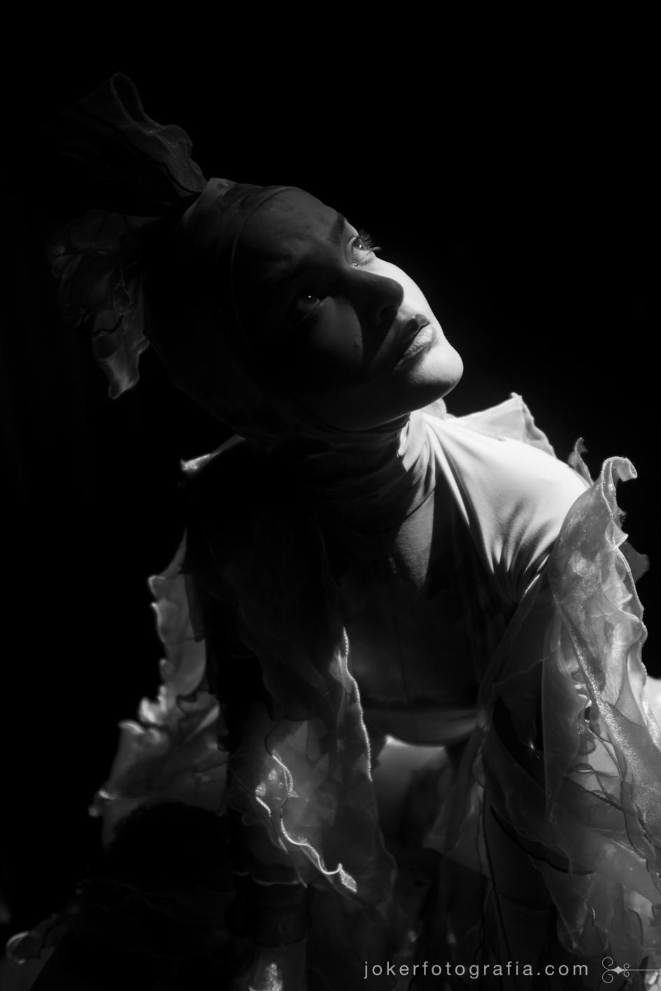 fotografia de teatro com sensibilidade artística