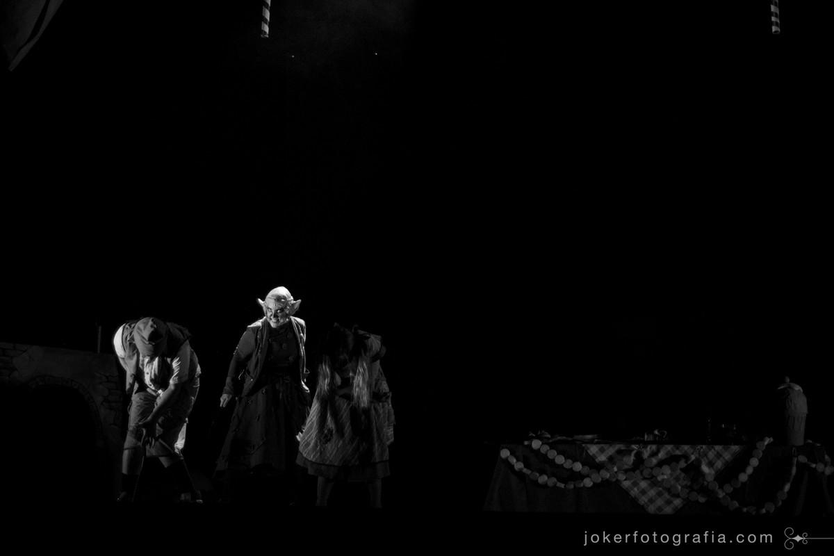 A fotografia de teatro traz referência das artes e do cinema