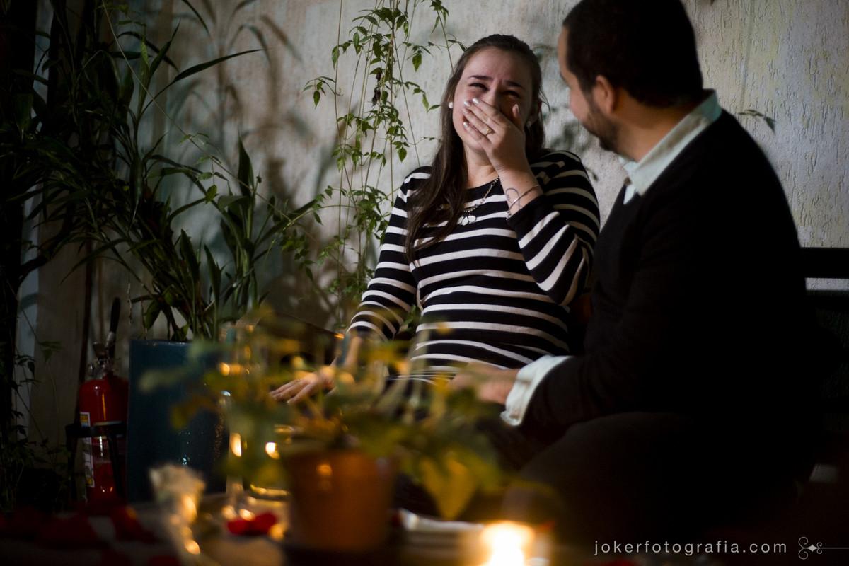 idéias para pedido de casamento criativo e diferente para surpreender sua namorada