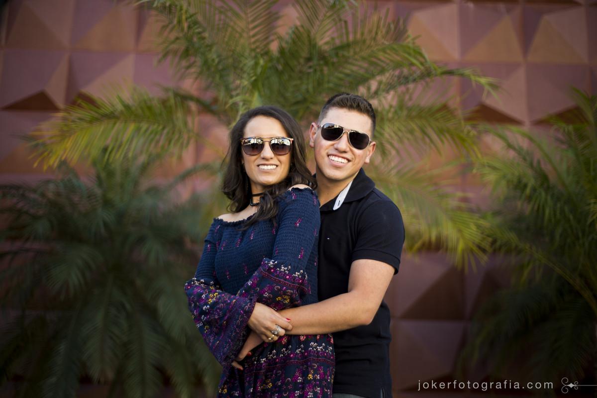 retrato de casal para fotografia de casamento