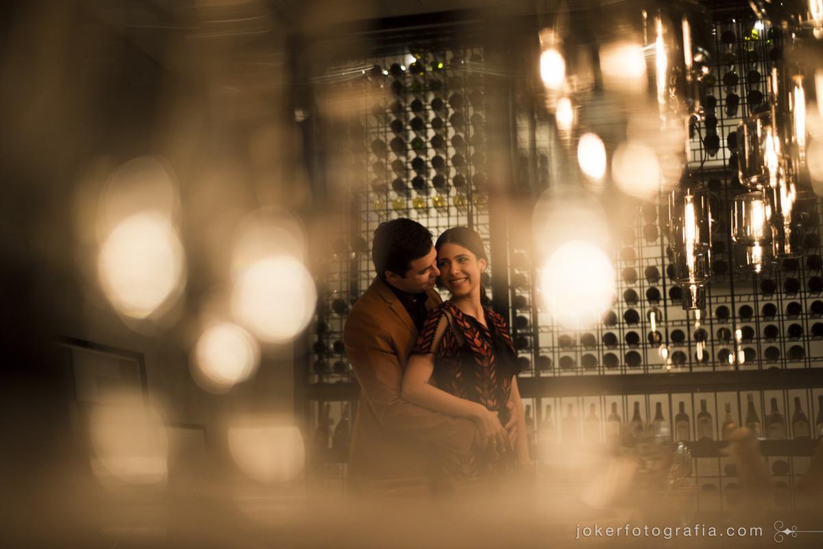 pré wedding romântico