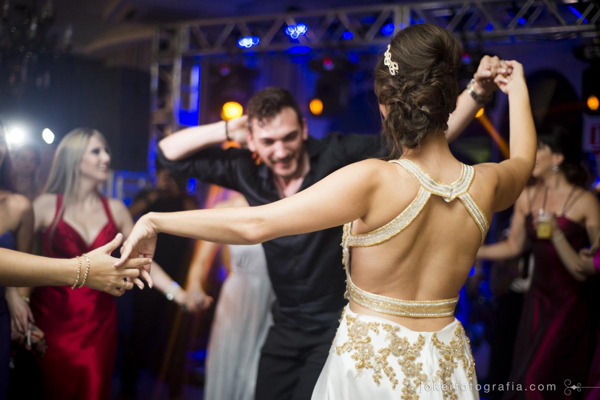 festa de casamento árabe