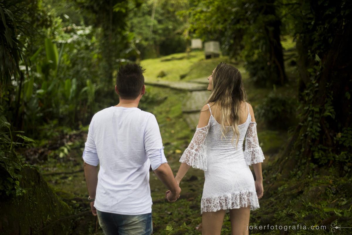 ensaio de casal lugar romantico