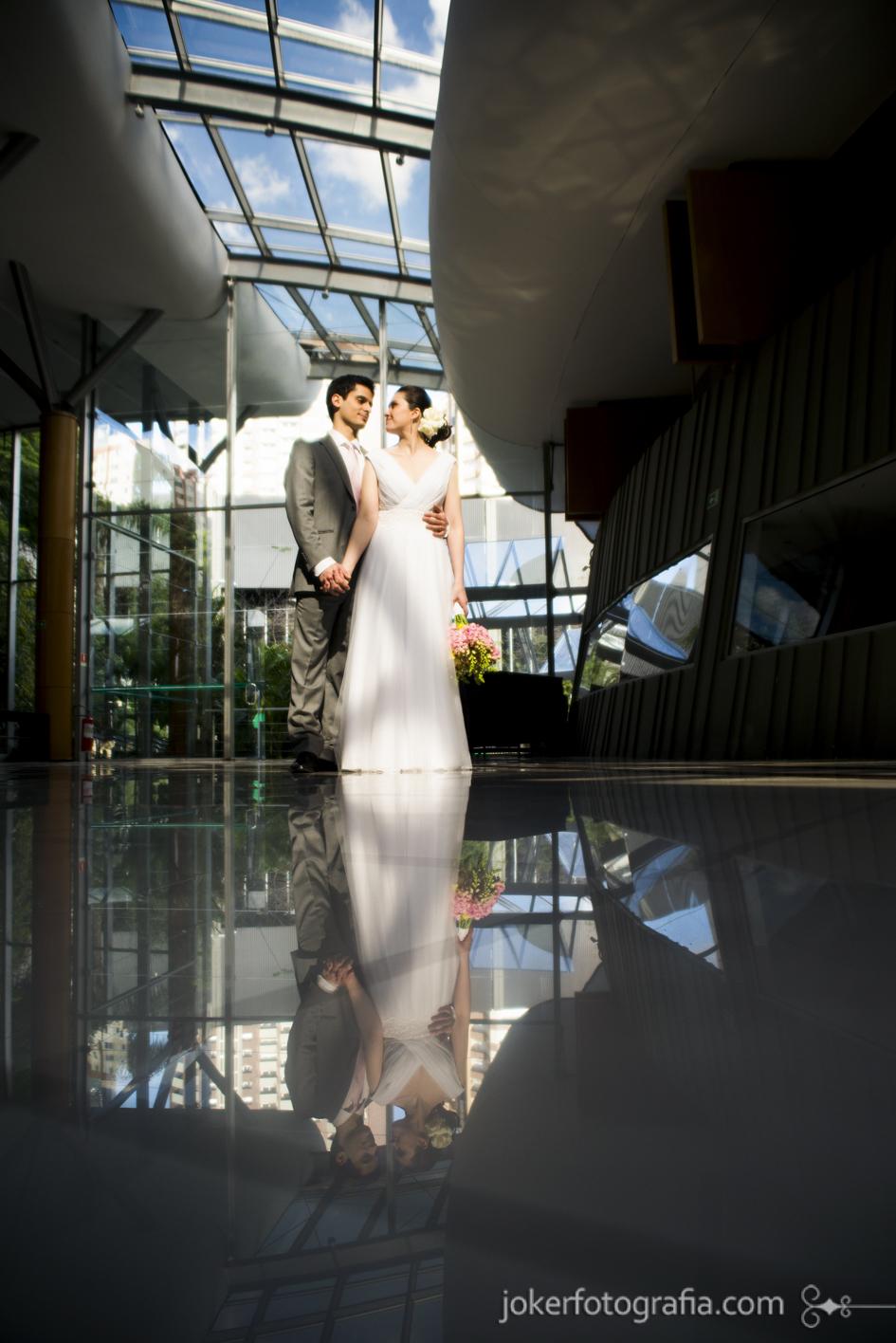 casamento no clube curitibano