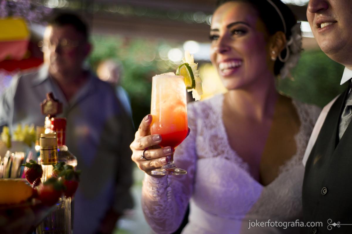 drink da noiva