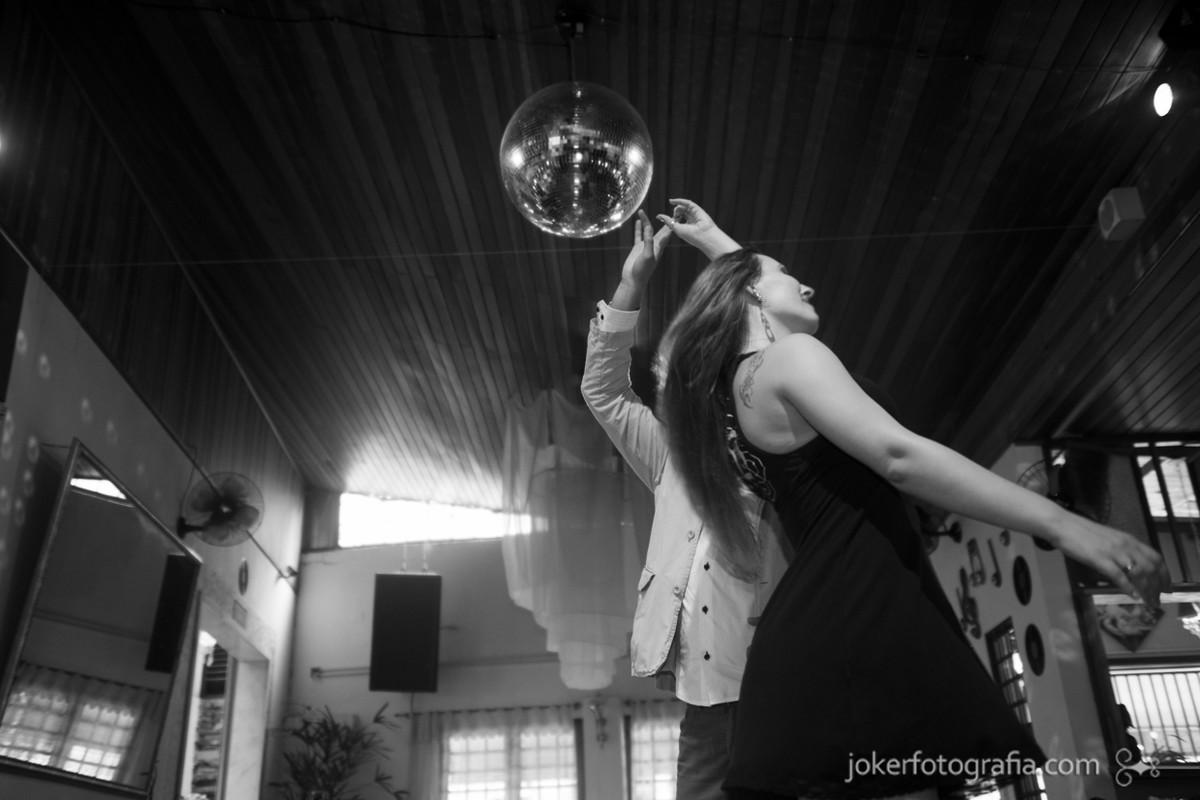 dança de salão fotografia