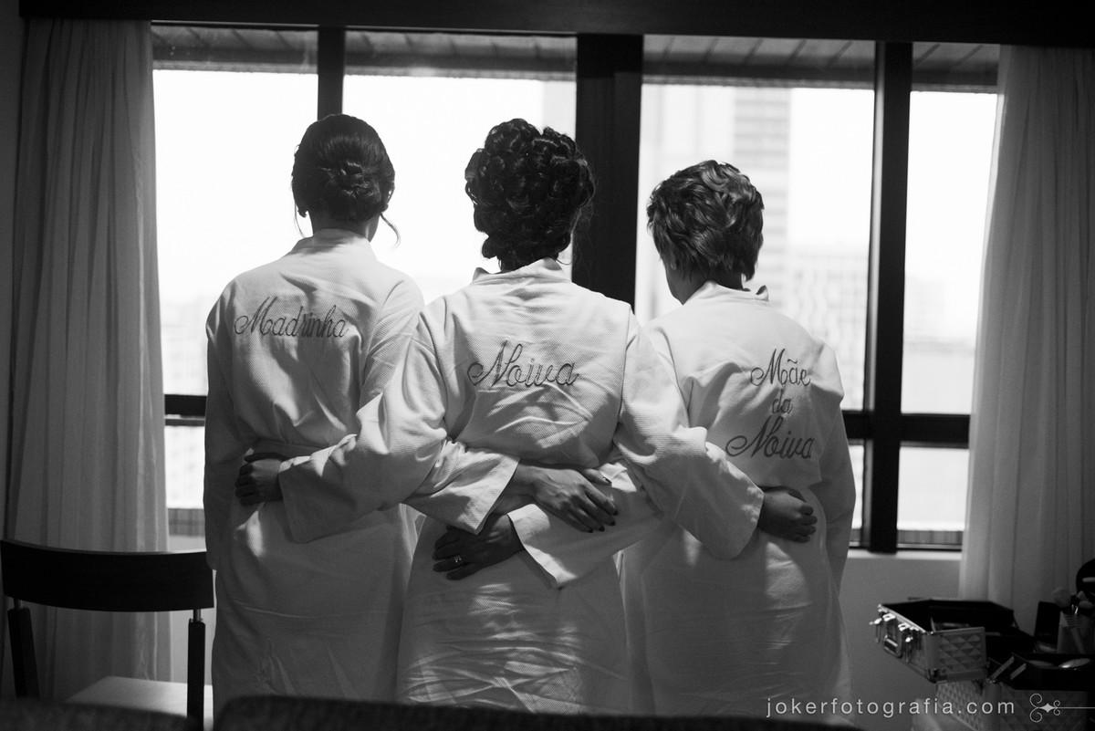 roupão bordado para casamento noiva madrinha da noiva mãe da noiva robes