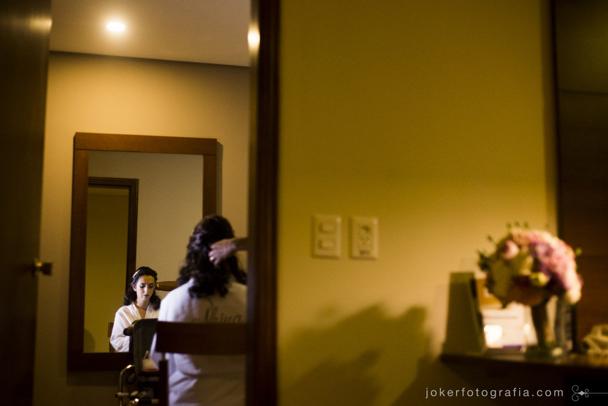 maquiagem e cabelo para noivas em curitiba
