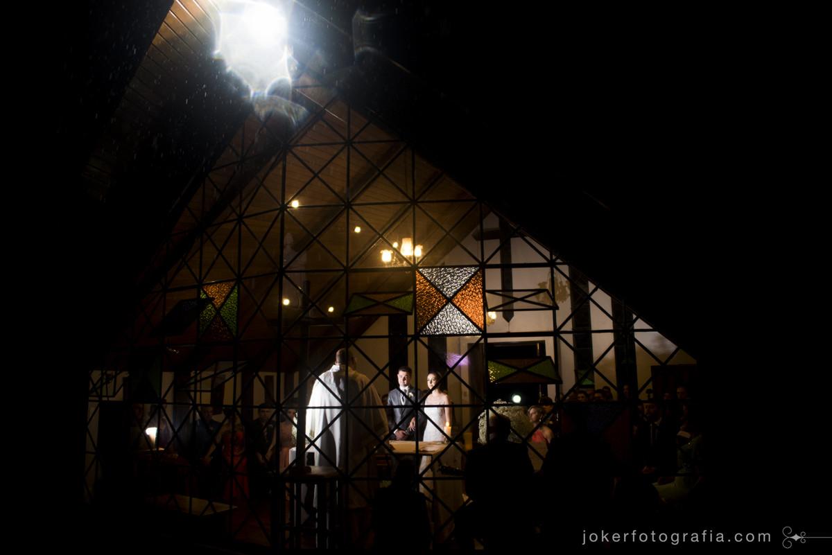 igrejas para casar em curitiba casamento a noite na capela nossa senhora de salette