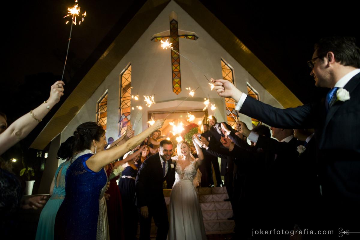 corredor dos noivos igreja nossa senhora de salette sparckles