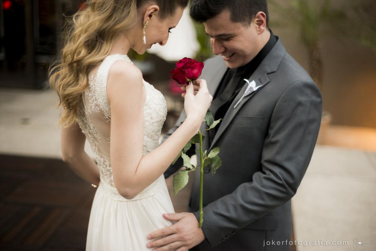 como programar e fazer o first look no dia do casamento?