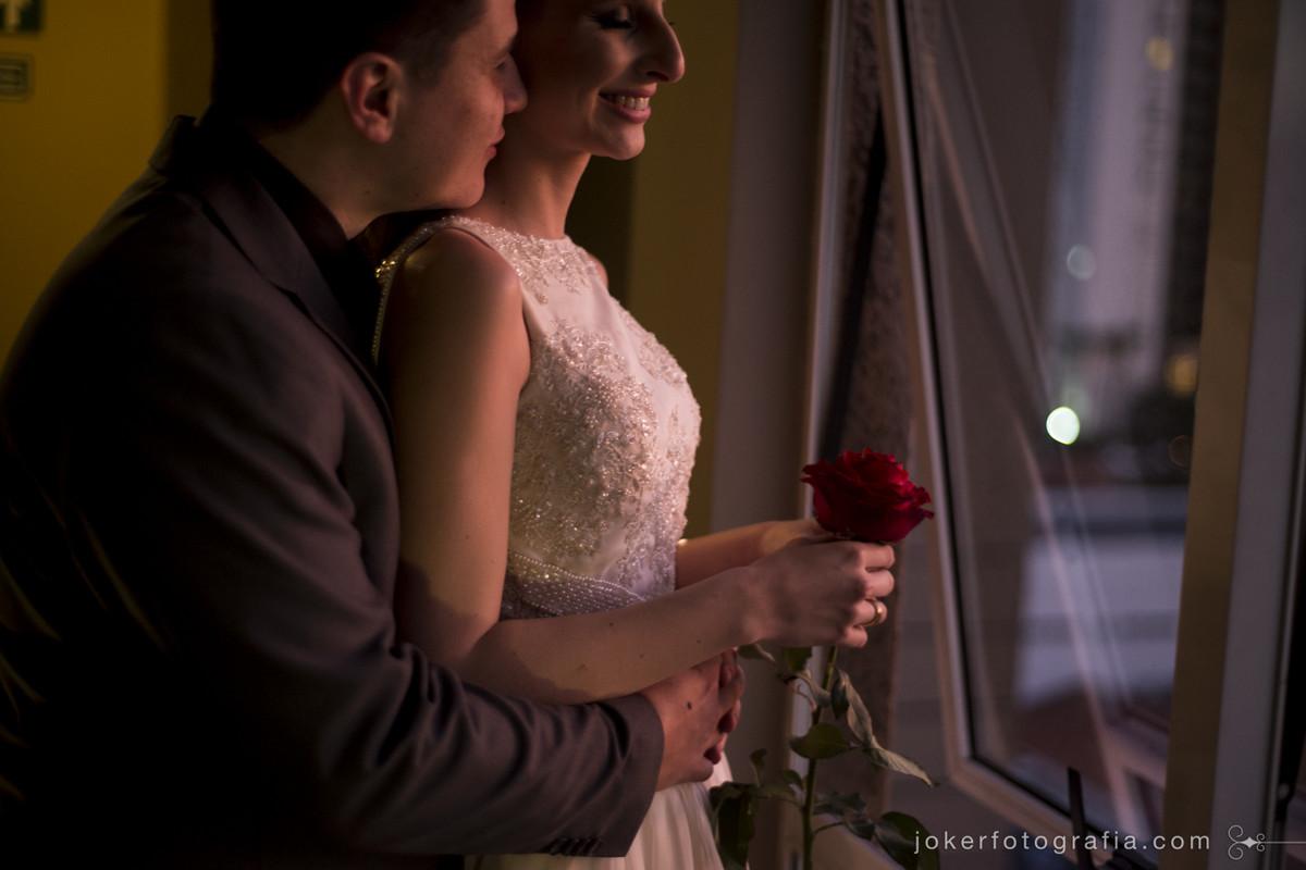 fotografia intimista de casamento