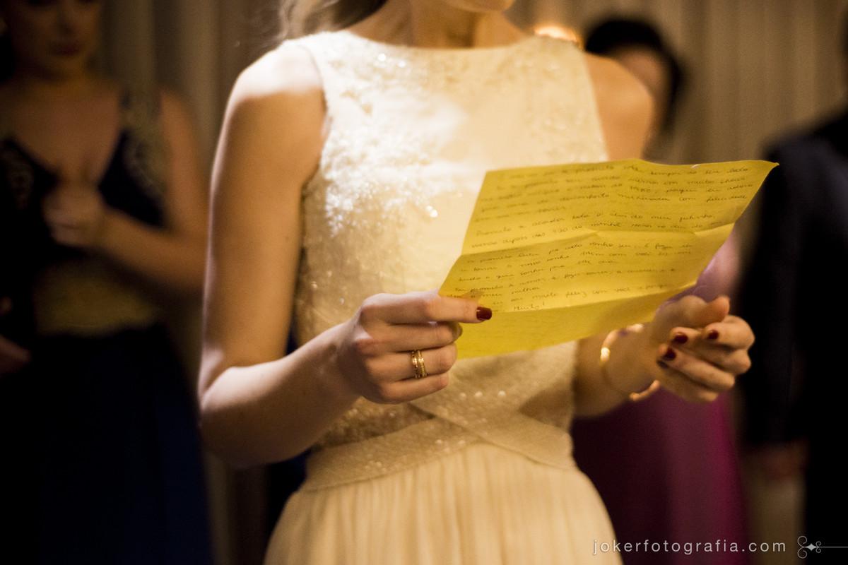 o que escrever nos votos de casamento?