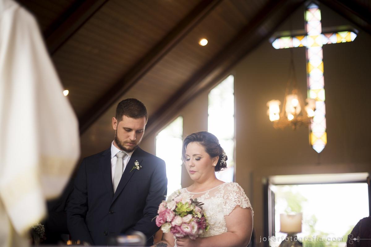 casamento católico com cerimônia religiosa