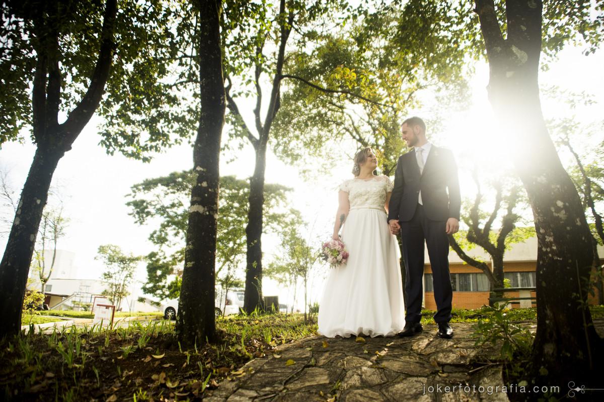 fotos espontaneas de casamento são a nova sensação