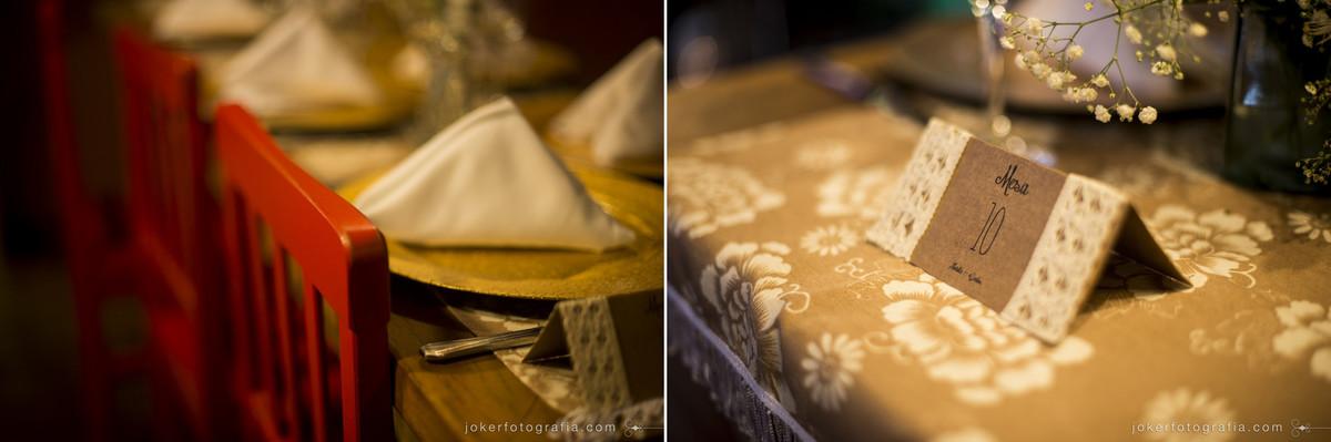 quantos talheres são necessários para um buffet de casamento
