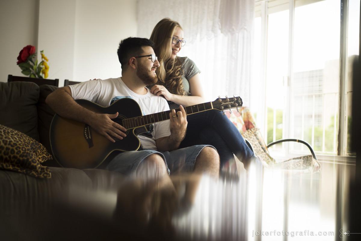 como aprender violão em pouco tempo para uma serenata
