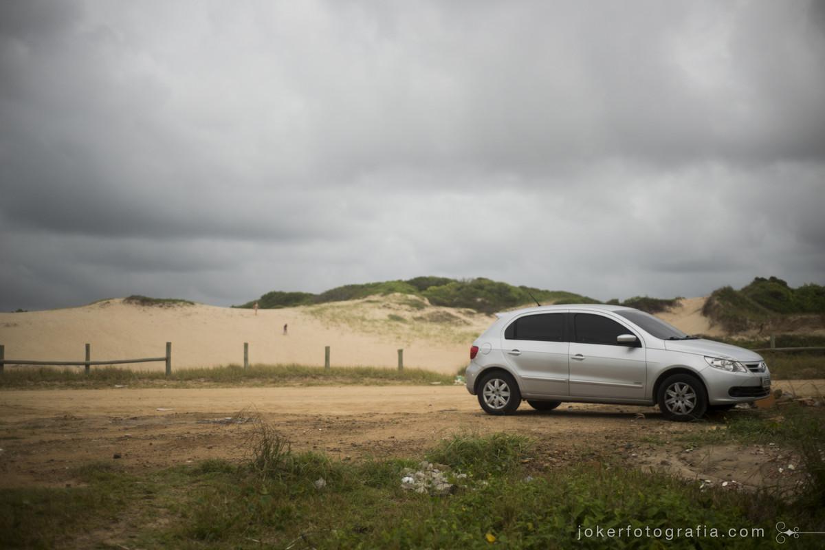 acesso para as dunas em são francisco do sul em santa catarina