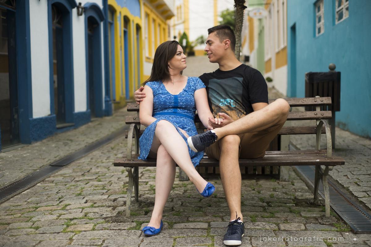 uma cidade histórica numa ilha em santa catarina pode ser o cenário perfeito para seu ensaio de casamento