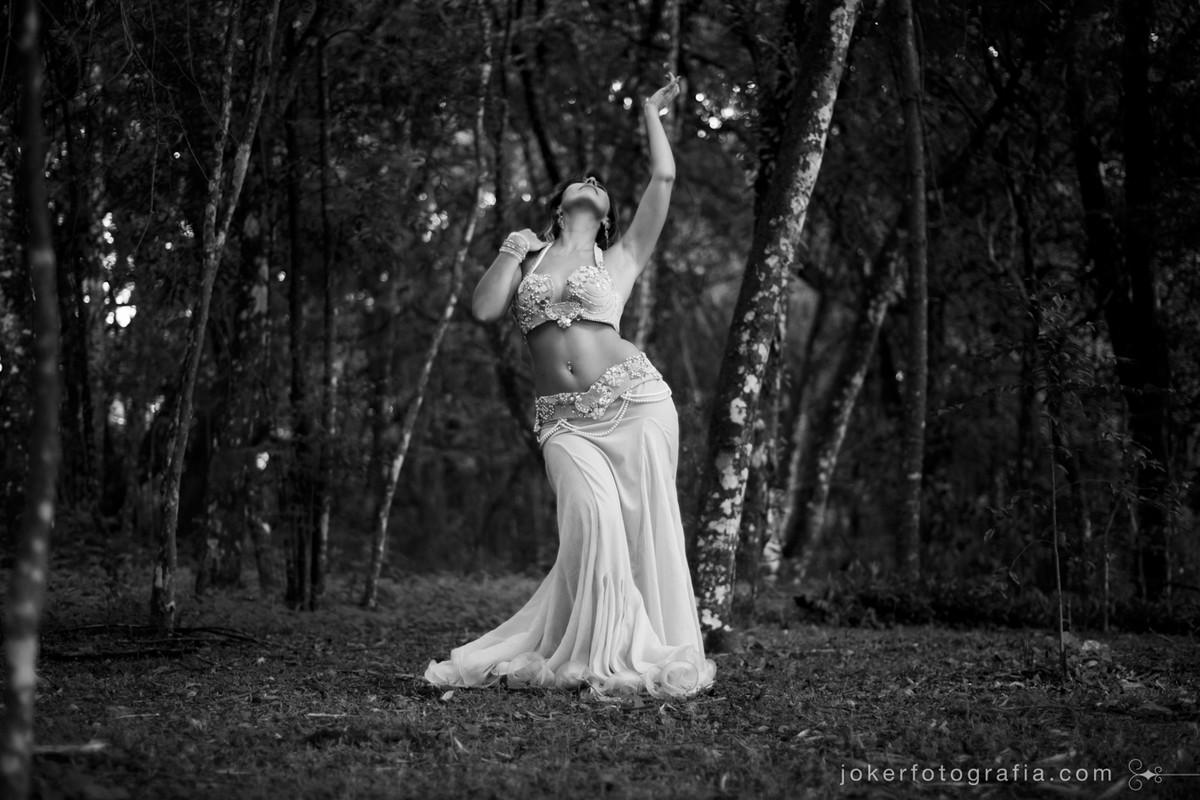 fotografia de dança ao ar livre