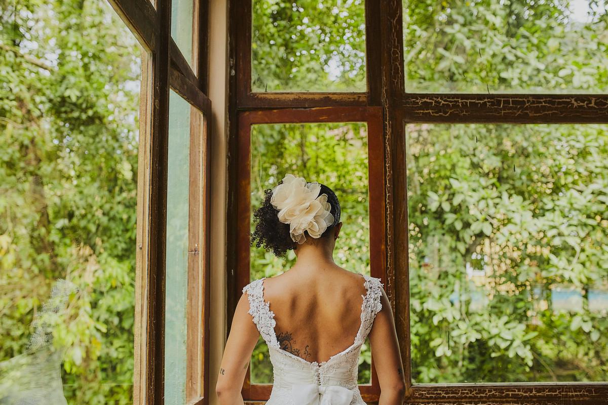 acessório floral noivas