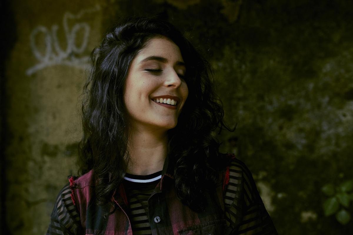 foto sorriso natural