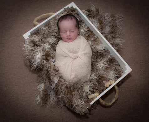 Newborn de Matheus - 13 dias