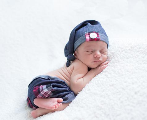 Newborn de Fernando - 11dias