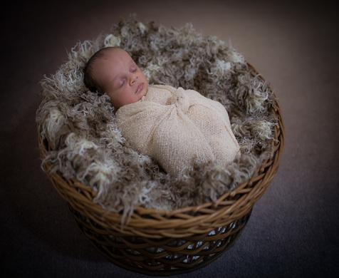 Newborn de Arthur - 16 dias