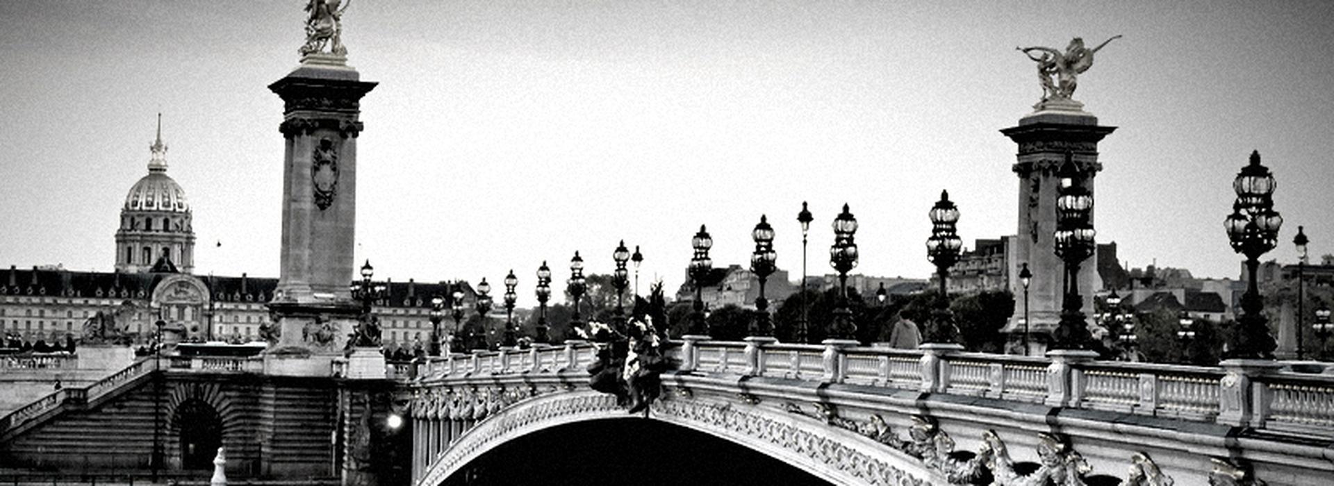 Lugares do Mundo de Cidade Luz em Paris