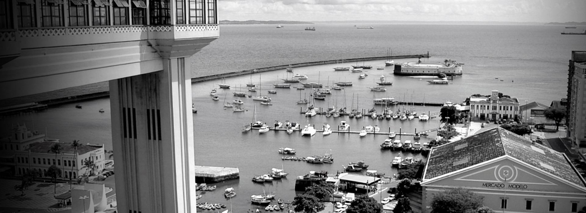 Lugares do Mundo de São Salvador da Bahia em Salvador