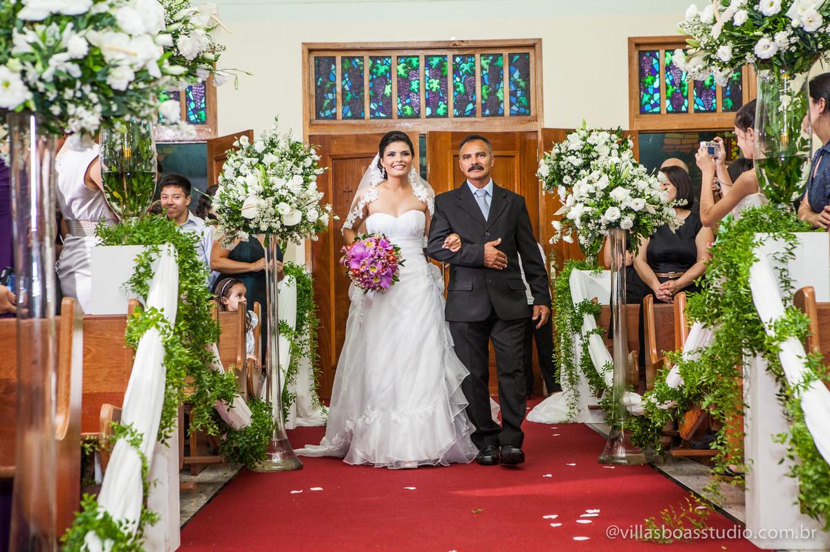 Igreja Sagrado Coração, mogi das cruzes, marcelo villas boas fotografo, @villasboasstudio, entrada do noivo, esperando a noiva, entrada da noiva