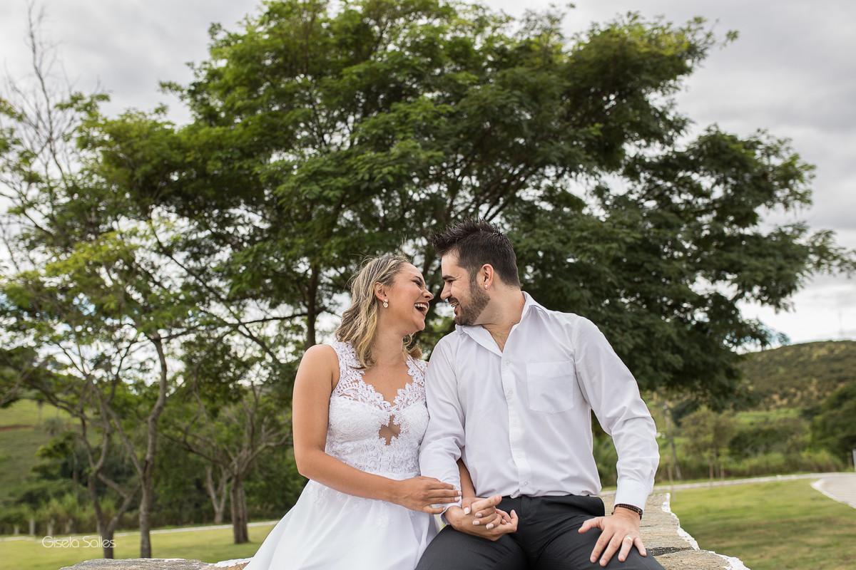 ensaio pós casamento em Bom Jardim, fotógrafo de casamento em Bom Jardim, Rancho Recanto da Rocha, fotografia de casal