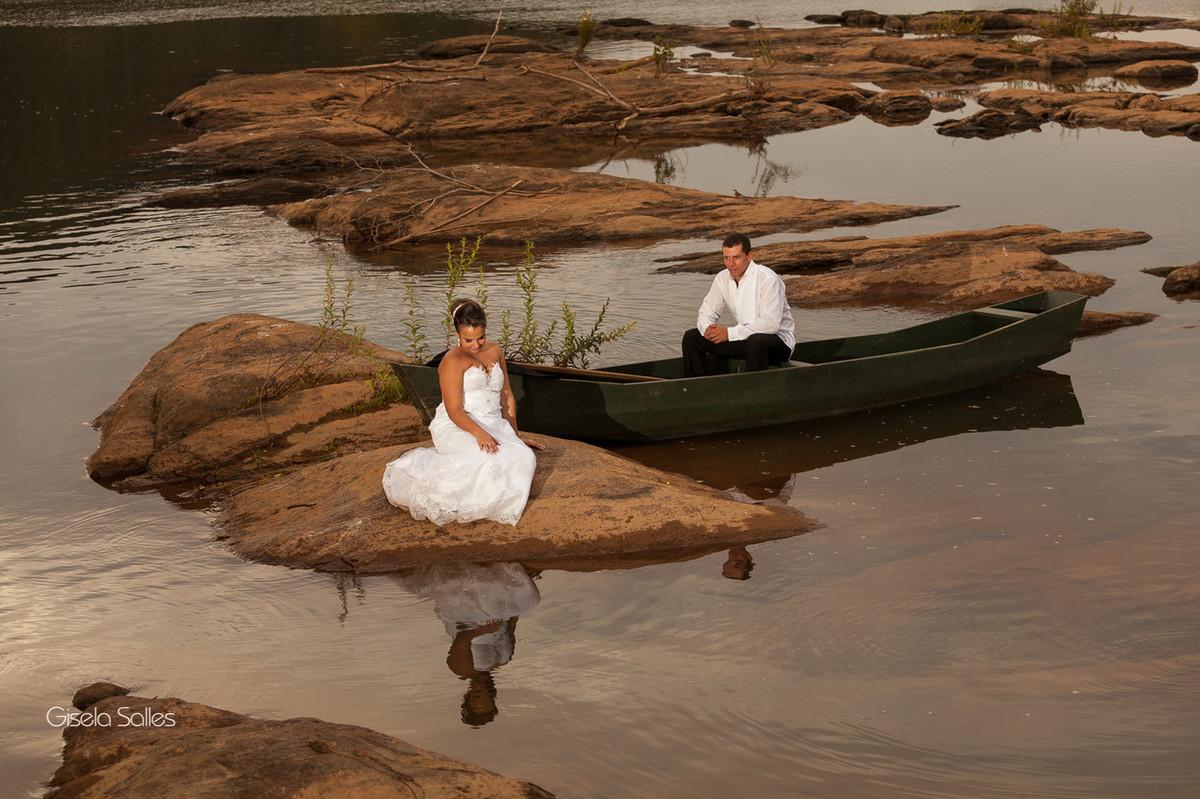 Marina e Beto - Fotografia de Casamento