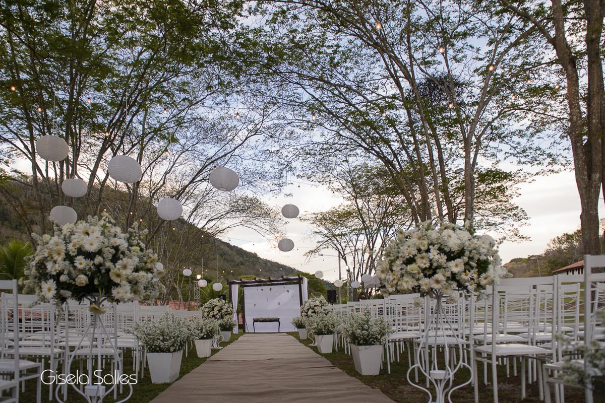 Local da cerimônia,decoração Emic, fotografia de casamento