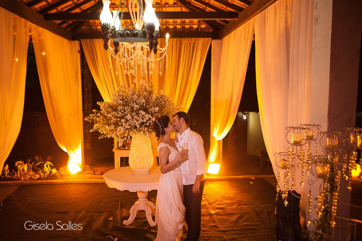 Final de festa de casamento,fotografia de Casamento Gisela Salles