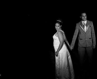 Tainara & Eduardo - Fotografia de Casamento