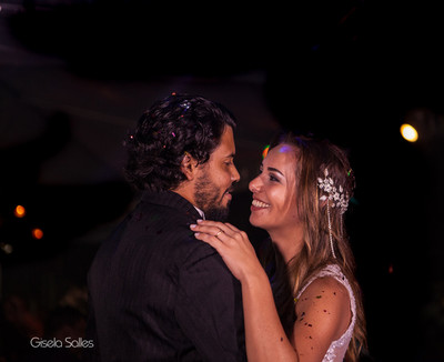Rayza & Gabriel - Fotografia de Casamento