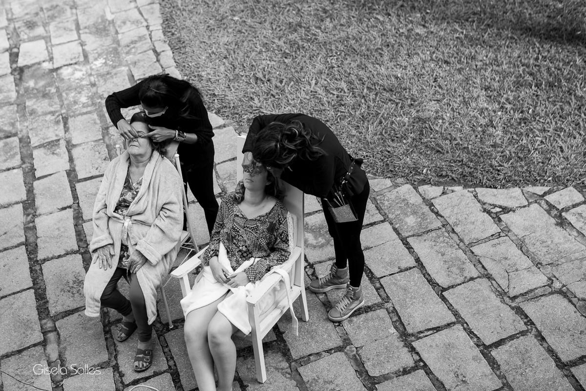Fotografia Gisela Salles,fotografia de casamento,  making of da noiva, making of da noiva com família