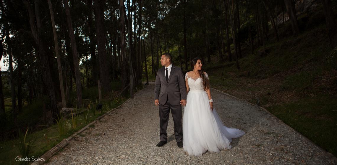 Polliana e Felipe