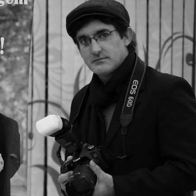Sobre Mr. Click Dinoel Hardt - Fotografia