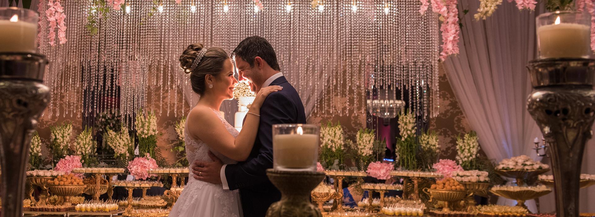 de Mayara e Edilson em Casamento