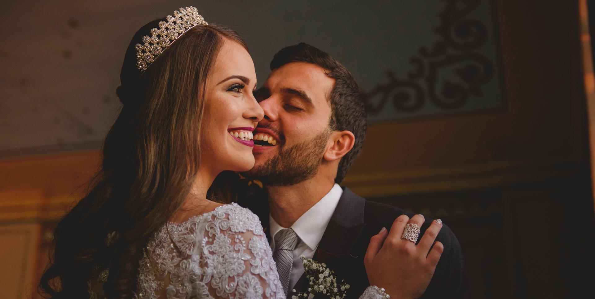 Annelisa&Vitor de Casamento em