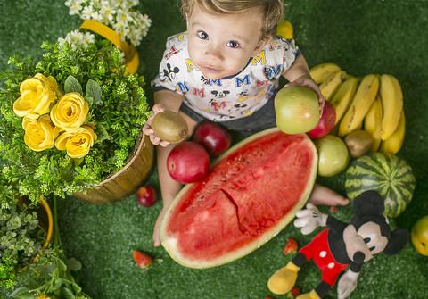 BEBÊ E CRIANÇA de Smash the Fruit do Nicolas